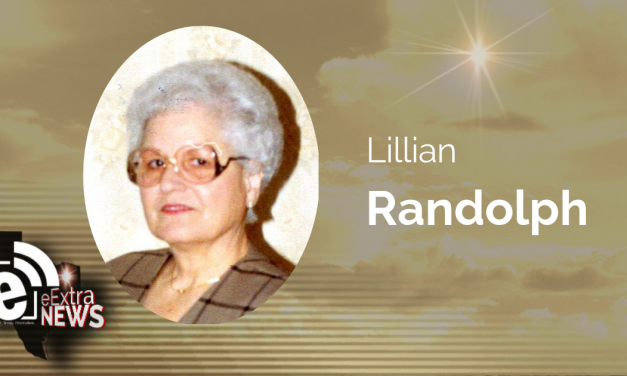 Lillian Randolph of Paris, Texas