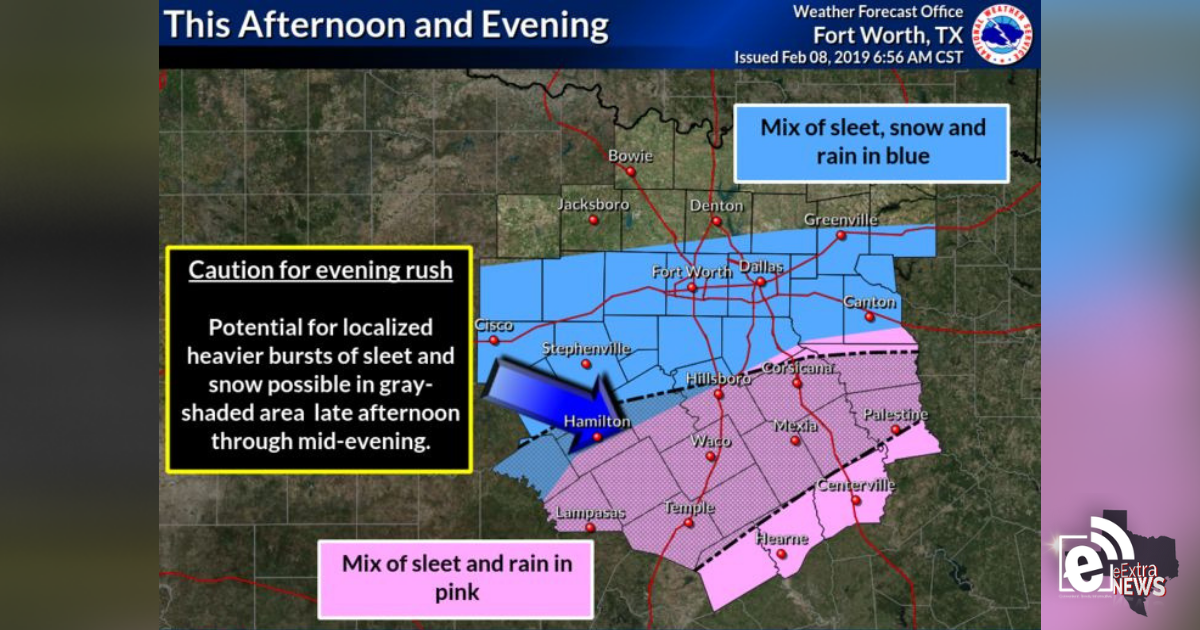 A cold and dreary weekend ahead    Weather outlook