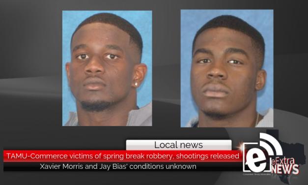 UPDATE: TAMU-Commerce victims of spring break robbery, shootings released