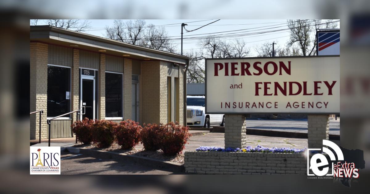 Pierson & Fendley Insurance Agency, LLC    Chamber Spotlight