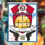 Gunz -N- Hosez basketball game set for April 6 || Paris police and fire department go head-to-head