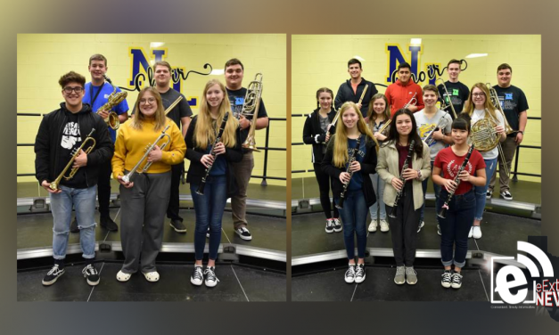 NLHS band students earn superior ratings