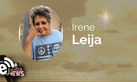 Irene Leija of Paris, Texas