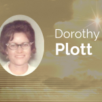Dorothy Faye Plott of Taylortown, Texas
