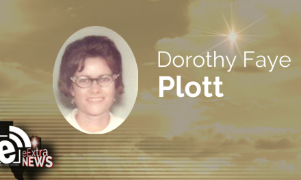 Dorothy Faye Plott of Taylortown, Texas