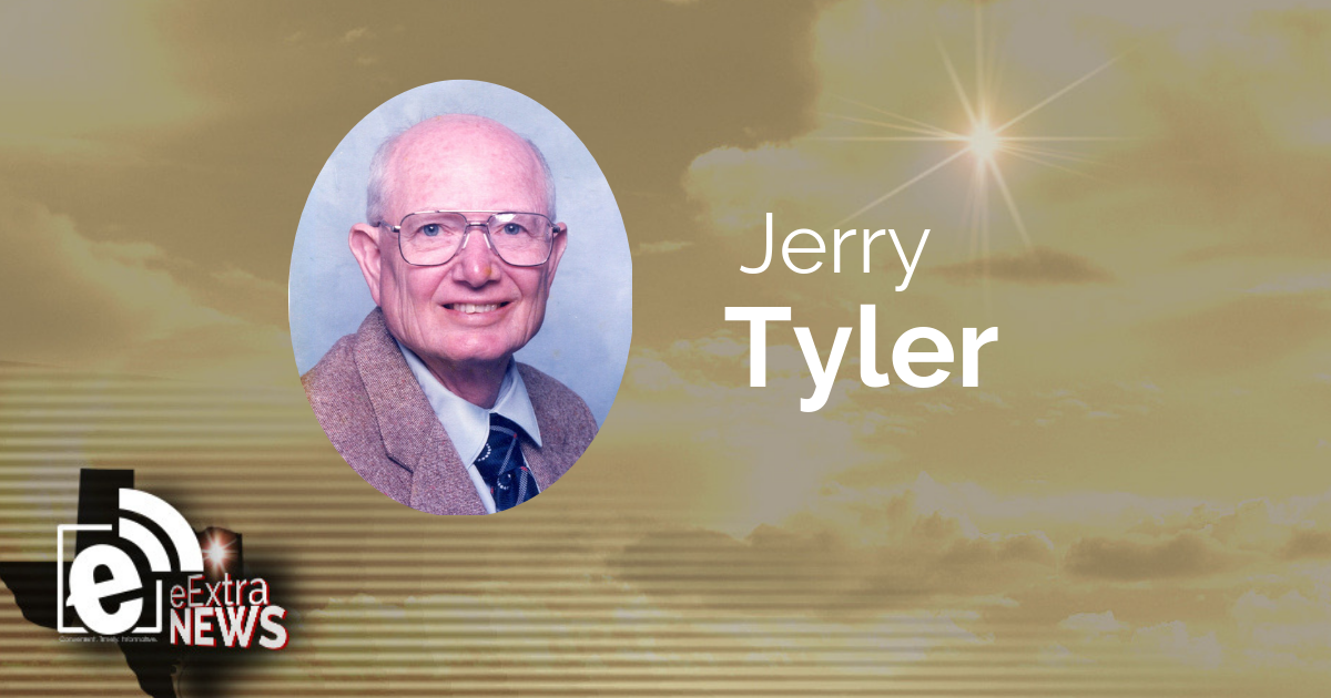 Jerry Tyler of Blossom, Texas