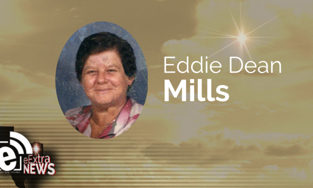 Eddie Dean Mills of Paris, Texas