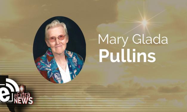 Mary Glada Pullins of Paris, Texas