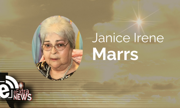 Janice Irene Marrs of Blossom, Texas