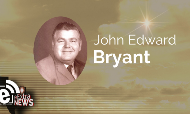 John Edward Bryant formerly of Lamar County