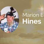 Marion Edward Hines of Clarksville, Texas