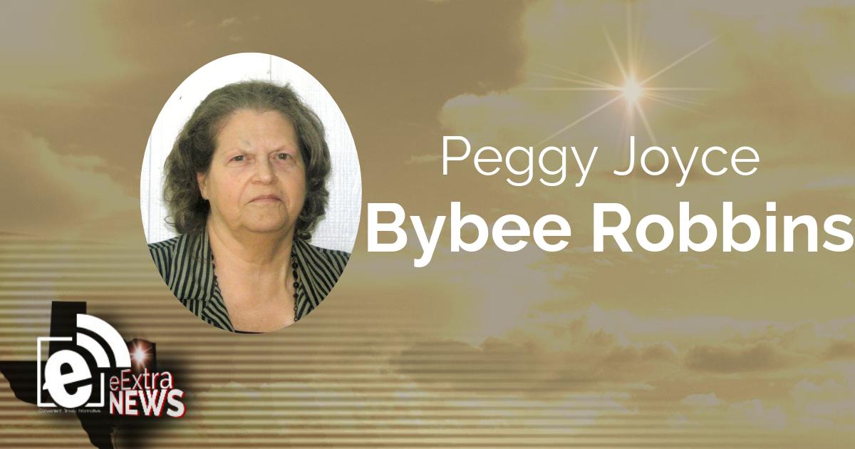 Peggy Joyce Bybee Robbins    Obituary