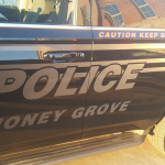 Honey Grove police find a live grenade, evacuate residents