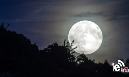 Tonight is the last supermoon of the year || Watch live from Rome at 11:45 a.m.