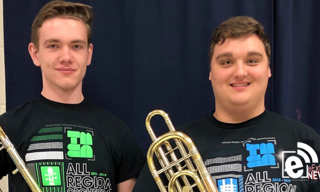 North Lamar distinguished trombonists to perform at Mount Vernon Music Concert