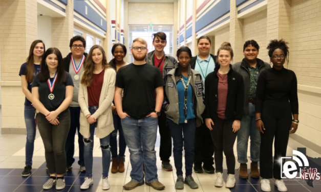 PHS SkillsUSA team members win awards and qualify for state