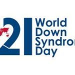 Rock your socks for World Down Syndrome Day || Eiffel Tower will be lit up blue in honor