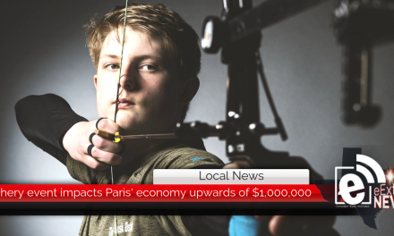 Archery event impacts Paris' economy upwards of $1 million