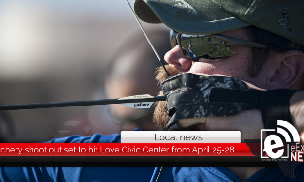 Archery shoot out set to hit Love Civic Center from April 25-28