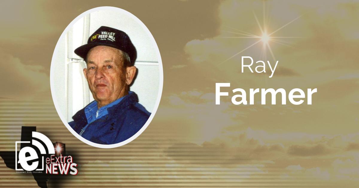 Ray Farmer of Chicota, Texas