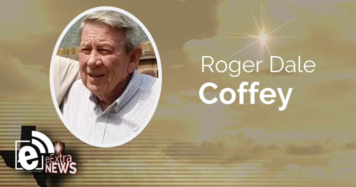 Roger Dale Coffey of Paris, Texas