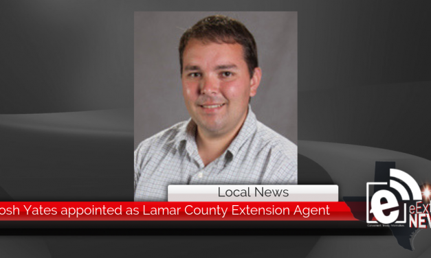 Josh Yates appointed as county's extension agent    Starts May 1