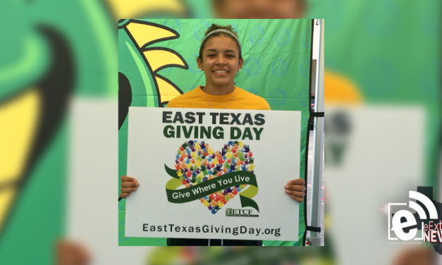 PJC again participating in East Texas Giving Day