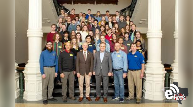 NLHS Band invited to Texas State Capitol