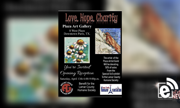 Plaza Art Gallery to hold art sale to benefit LCHA    Set for April 13, 6-9 p.m.
