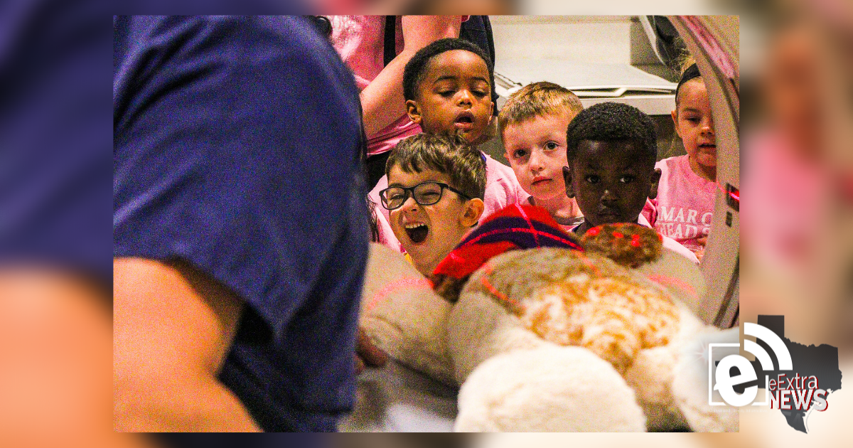 Lamar County Head Start students visit Quality Care ER