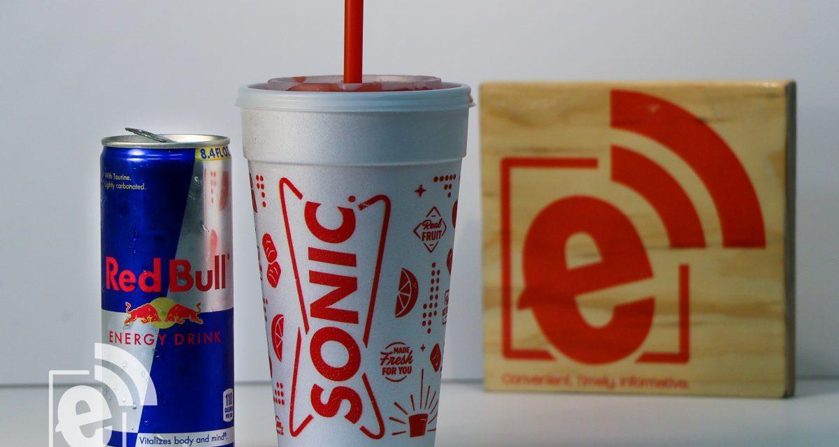 SONIC introduces new Red Bull Slush and Cherry Limeade Red Bull Slush