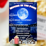 Reno Movies in the Parks kicks off its season tonight