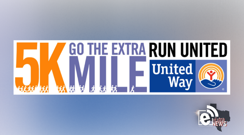 United Way announces 5K || Go the extra mile set for May 18