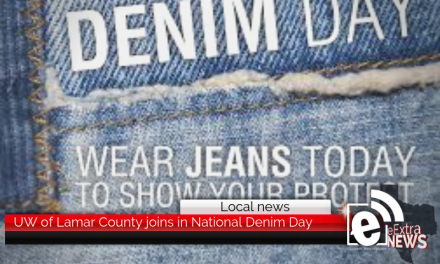 United Way of Lamar County joins in National Denim Day to support victims of sexual violence