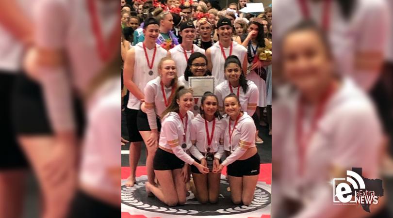 PHS Varsity Winter Guard Takes Silver Medal  at State Championships