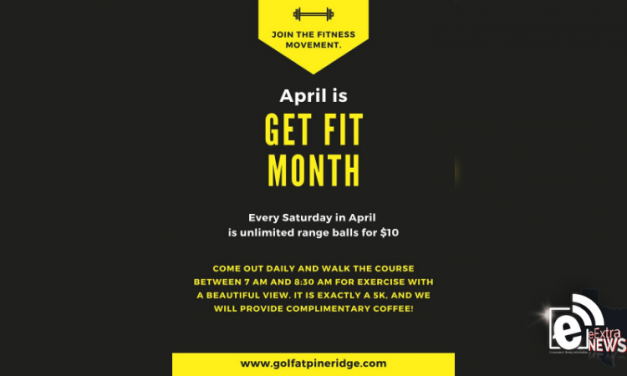 Pine Ridge 'Get Fit' month