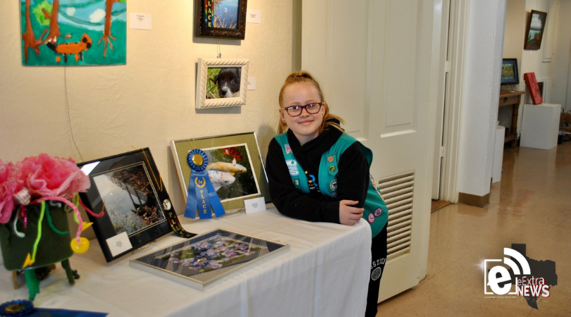 Youth Art Contest and Open Art Exhibition at the Red River Art Fest