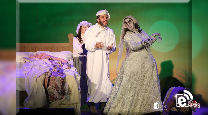 NLHS Theatre Department receives two nomination awards