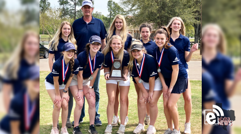 Paris High Golf district results