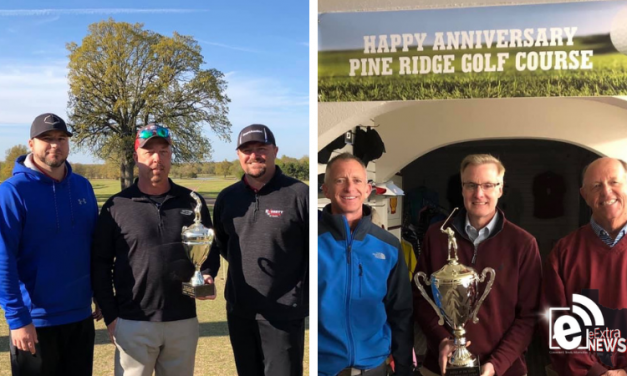 Monthly Competition of the Cars and Battle of the Banks at Pine Ridge Golf Course