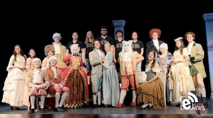 North Lamar's One Act heads to state!