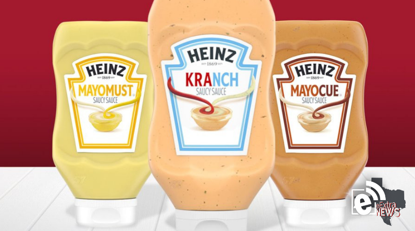 Heinz is shaking things up with new Kranch sauce