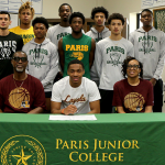 PJC's Pipkins signs with Loyola University