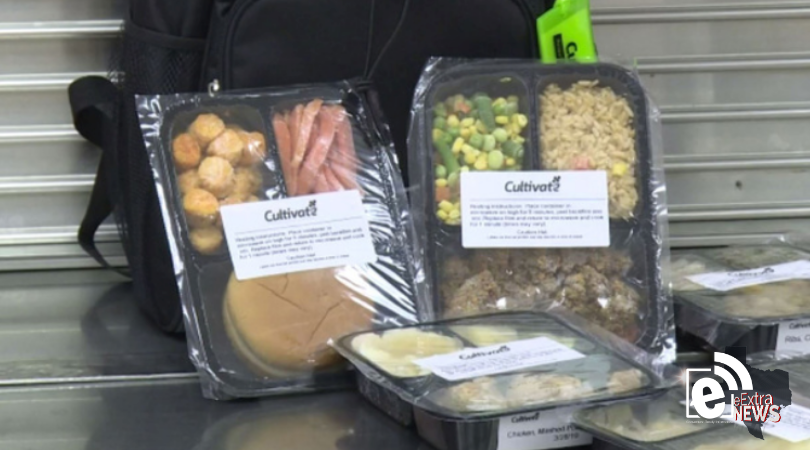 REGIONAL: School district turns leftover food into take-home meals for students