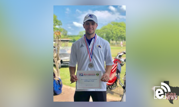 North Lamar's Nottingham to compete at state golf tournament
