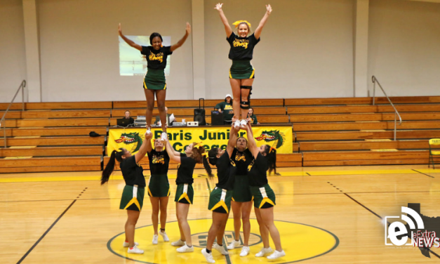 PJC to hold cheer tryouts Saturday, April 6, 2019