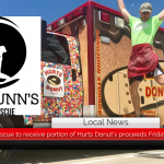 Baby Gunn's Animal Rescue to receive portion of Hurts Donut's proceeds Friday