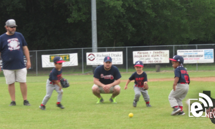 Paris Optimist Instructional League finishes its season