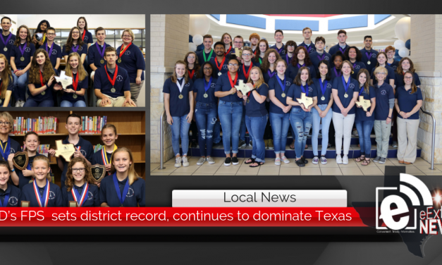 Paris ISD's Future Problem Solving Program sets district record and continues to dominate Texas