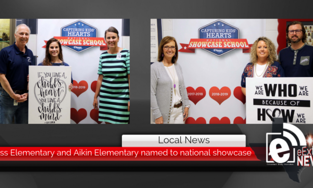 Justiss Elementary and Aikin Elementary named to national showcase